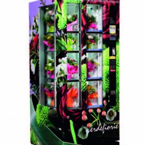 Bloemenautomaten
