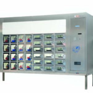 Vakjesautomaten